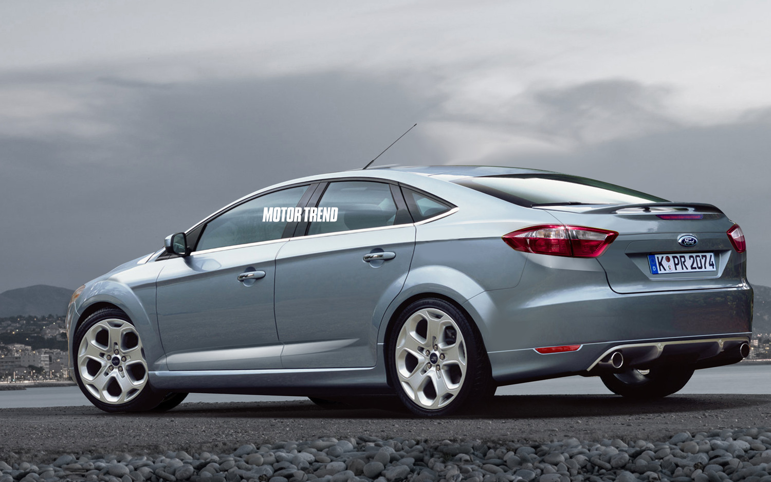 Ford Mondeo 2.0 MT Trend
