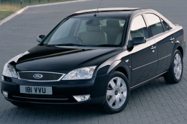 Ford Mondeo 2.0 TDCi 130hp AT