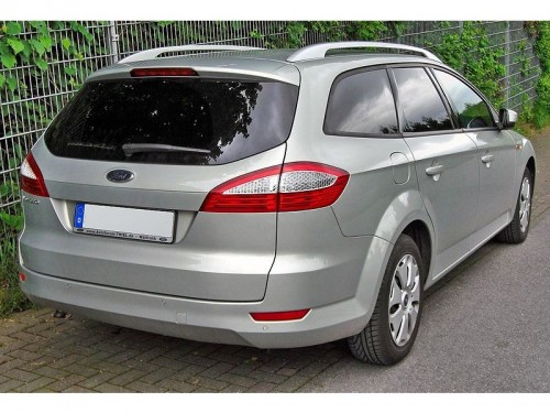 Ford Mondeo Turnier 2.2 TDCi