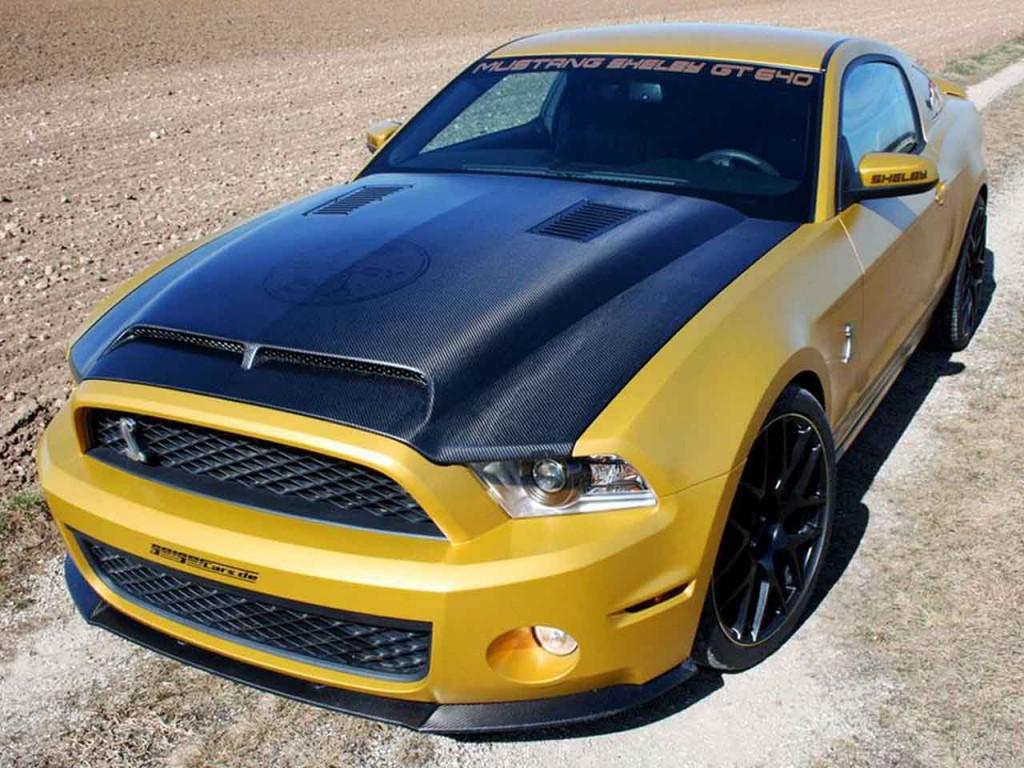 Ford Mustang 2.3 i AT