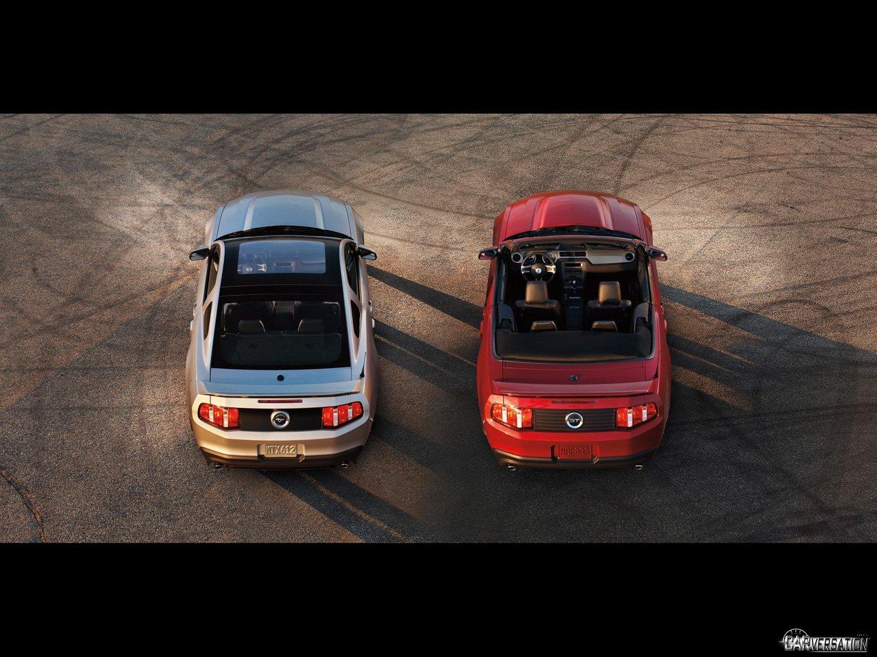 Ford Mustang 4.2 V8