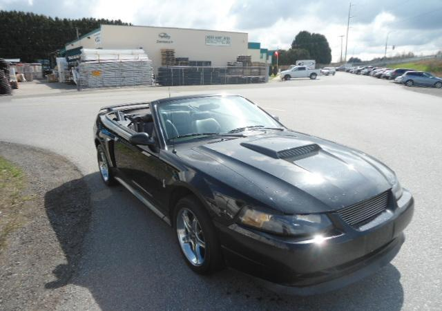 Ford Mustang GT Deluxe Convertible