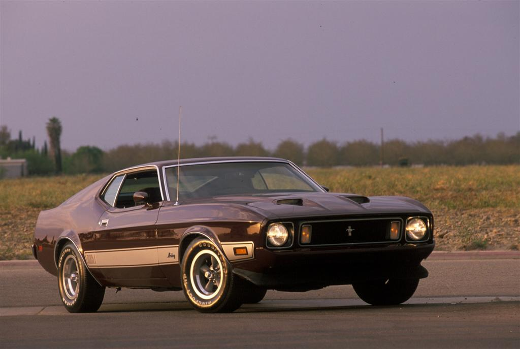 Ford Mustang Mach 1 289