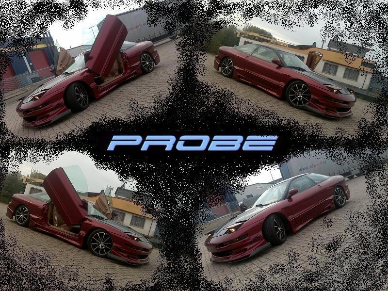 Ford Probe 2.5 V6 24V