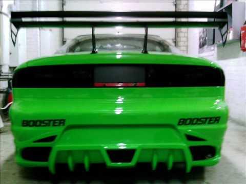 Ford Probe 2.5 V6 24V MT