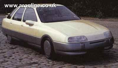 Ford Probe III