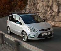 Ford S-Max 2.0 TDCi 130hp MT