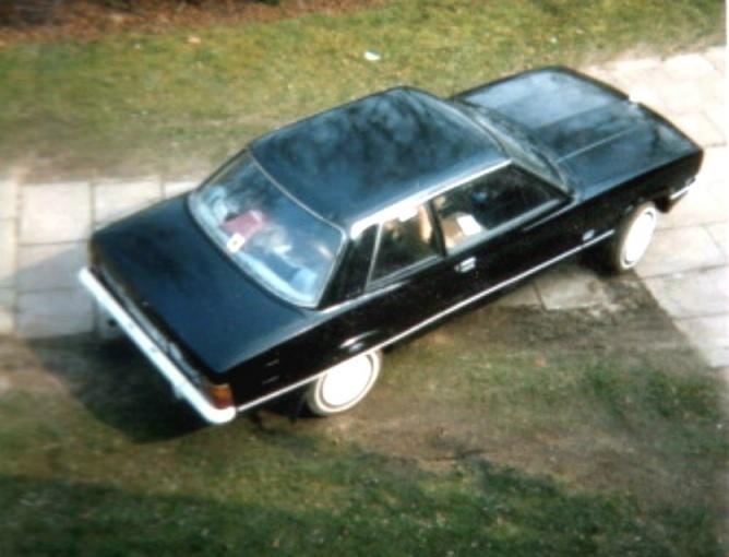 Ford Taunus 2.3 Turnier