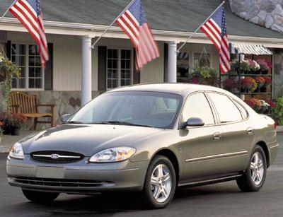 Ford Taurus SEL Sedan
