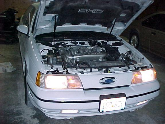 Ford Taurus Wagon 2.5