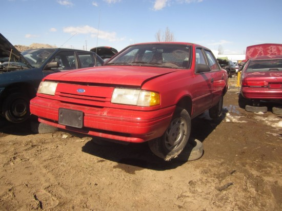 Ford Tempo Diesel