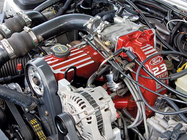 Ford Thunderbird SC