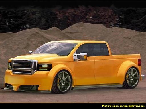 Ford Tonka