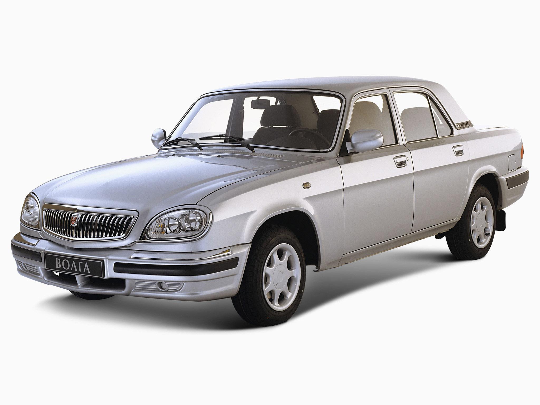 GAZ «Sobol/Barguzin» 22171 2.5