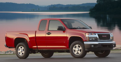 GMC Canyon Extended Cab 4WD SL