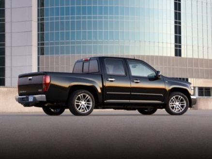 GMC Canyon Regular Cab 4x4 SLE-1