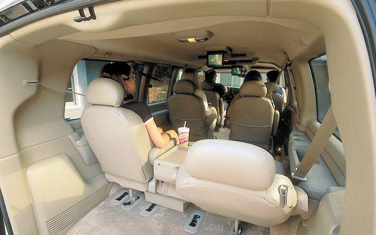 GMC Savana Passenger Van LS G1500 Regular
