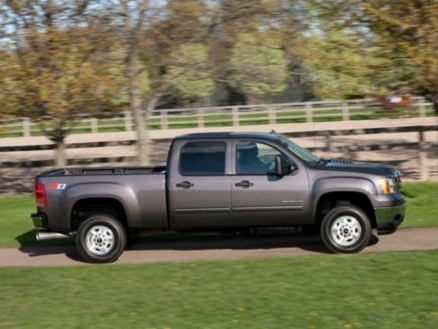 GMC Sierra 2500HD Extended Cab