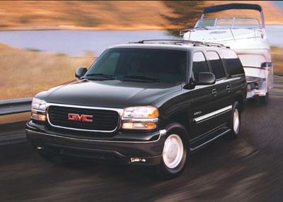 GMC Yukon 5.3 i V8 4WD SLE