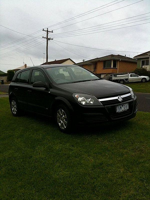 Holden Astra Sedan
