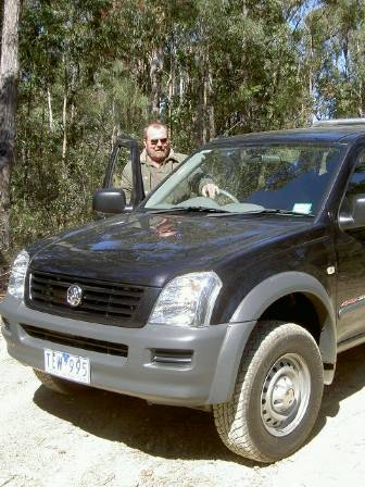 Holden Rodeo 3.0 TDi 2WD