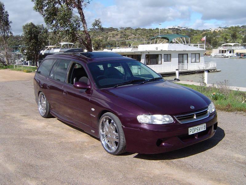 Holden Senator Wagon