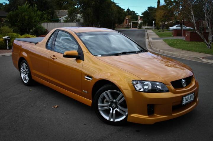 Holden Ute SV6