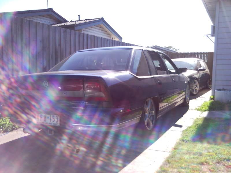 Holden VR Statesman