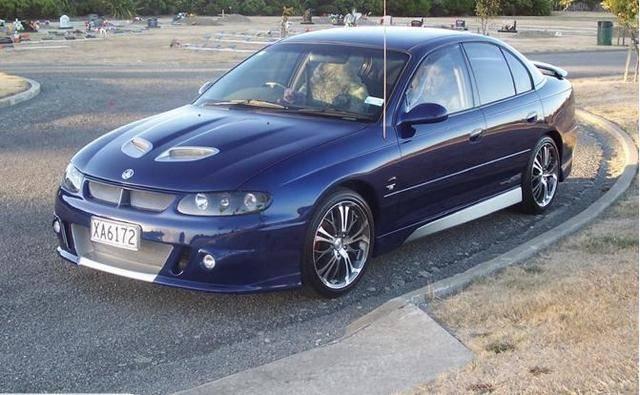 Holden VT Commodore