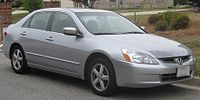 Honda Accord 1.6 EX (SJ)