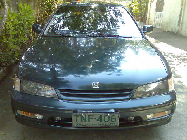 Honda Accord 2.0 EXi