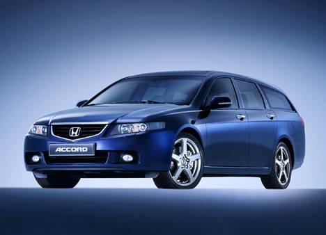 Honda Accord 2.0i ES Aerodeck