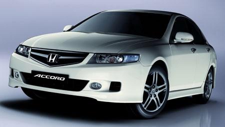 Honda Accord 2.2i-CTDi Executive