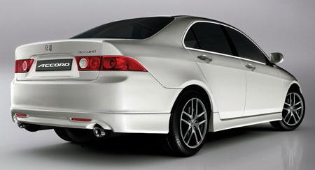 Honda Accord 2.2i CTDi Sport