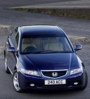 Honda Accord 2.4 EX