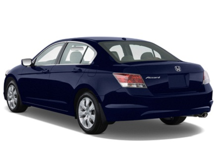 Honda Accord 2.4 LX
