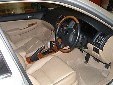 Honda Accord 2.4i VTec Executive