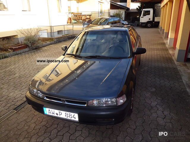Honda Accord 2.0 EX