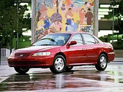 Honda Accord 2.0 TD