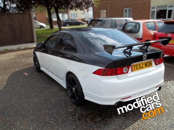 Honda Accord 2.4 AT