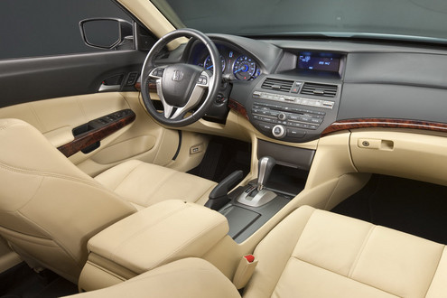 Honda Accord Crosstour EX-L 4WD Automatic
