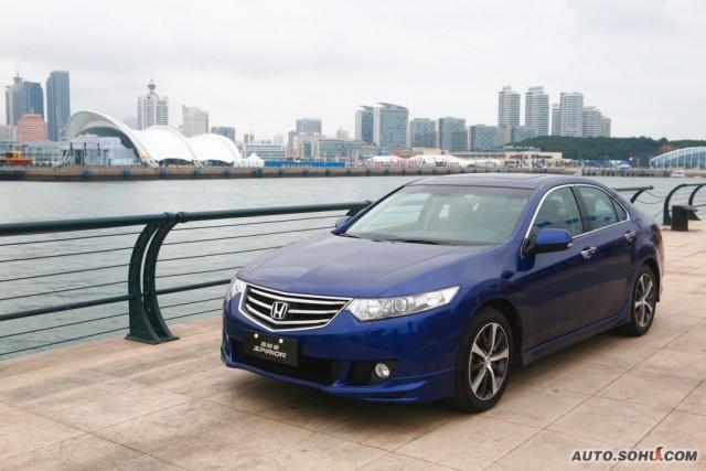 Honda Accord LX 2.4