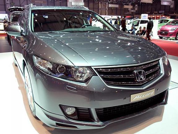 Honda Accord Tourer 2.0i