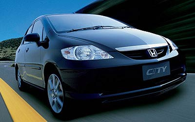 Honda City 1.5 i 16V MT
