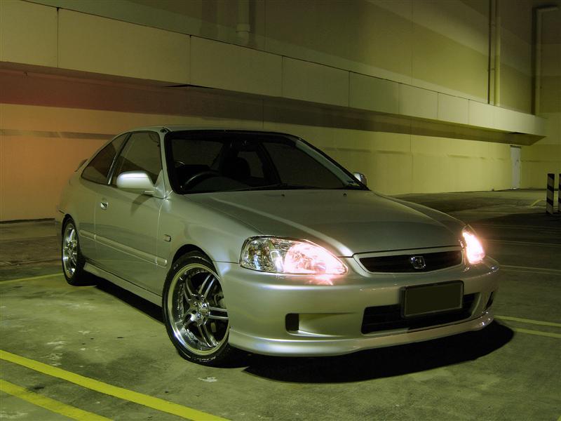 Honda Civic 1.6 Type R