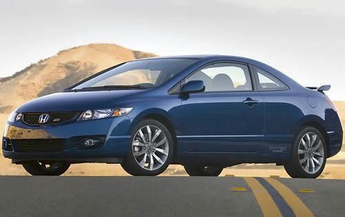 Honda Civic 1.8 Coupe LX Automatic
