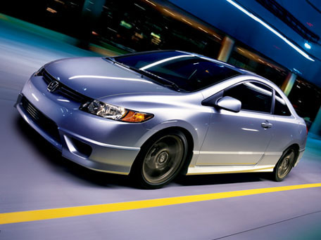 Honda Civic 1.8 EX-L Automatic