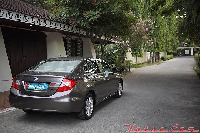 Honda Civic 1.8 EXi Automatic