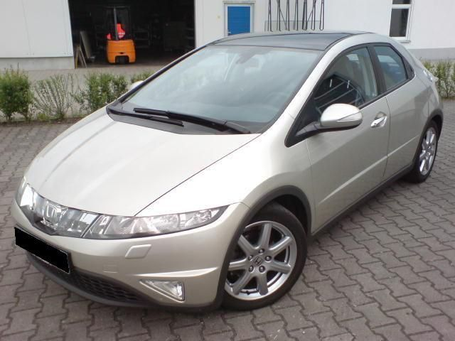Honda Civic 1.8 i-VTEC LXi Automatic