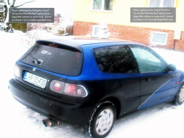 Honda Civic 1.3 16V
